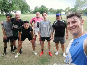 Lanna Rugby Club Practice