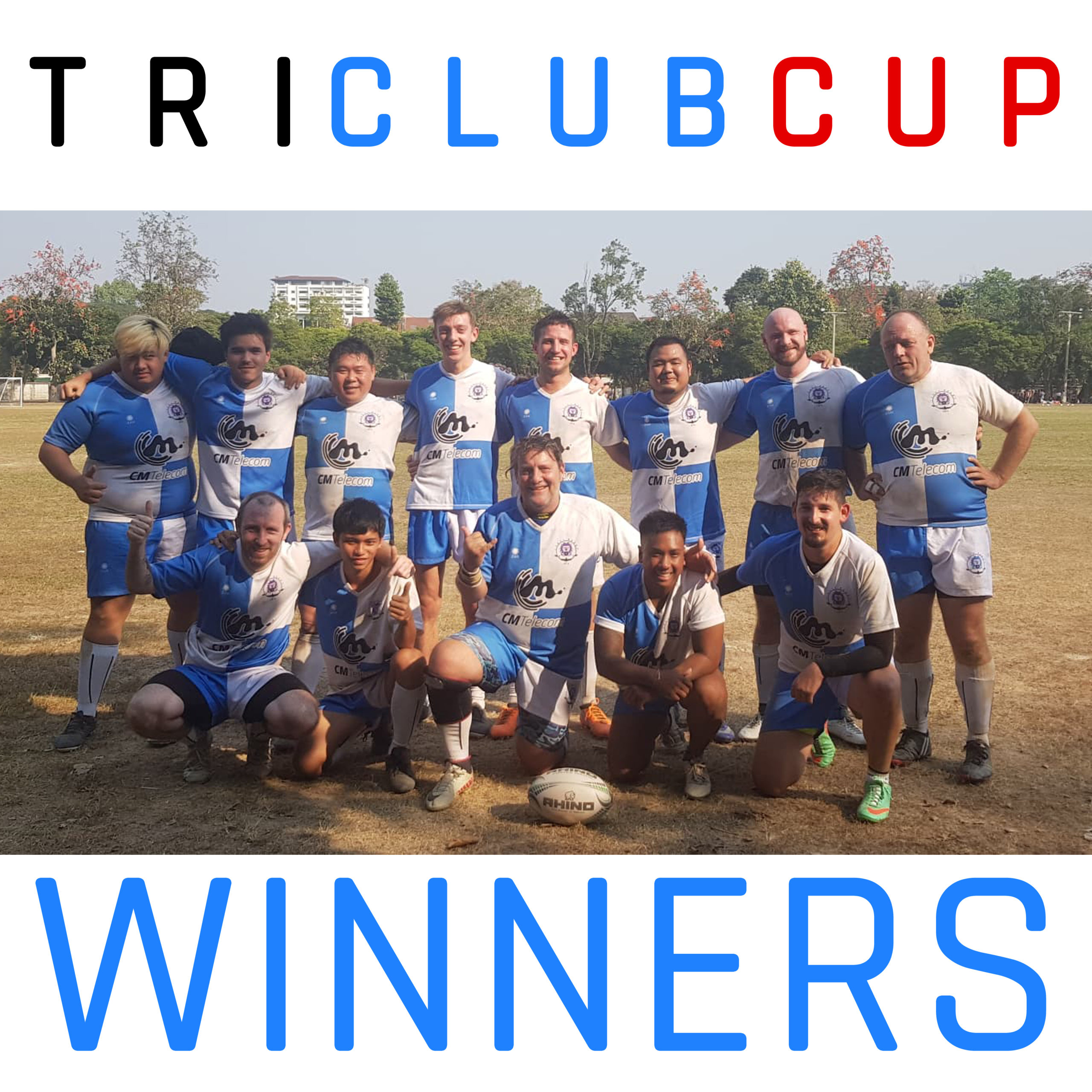 2019/2020 TRI CLUB CUP WINNERS