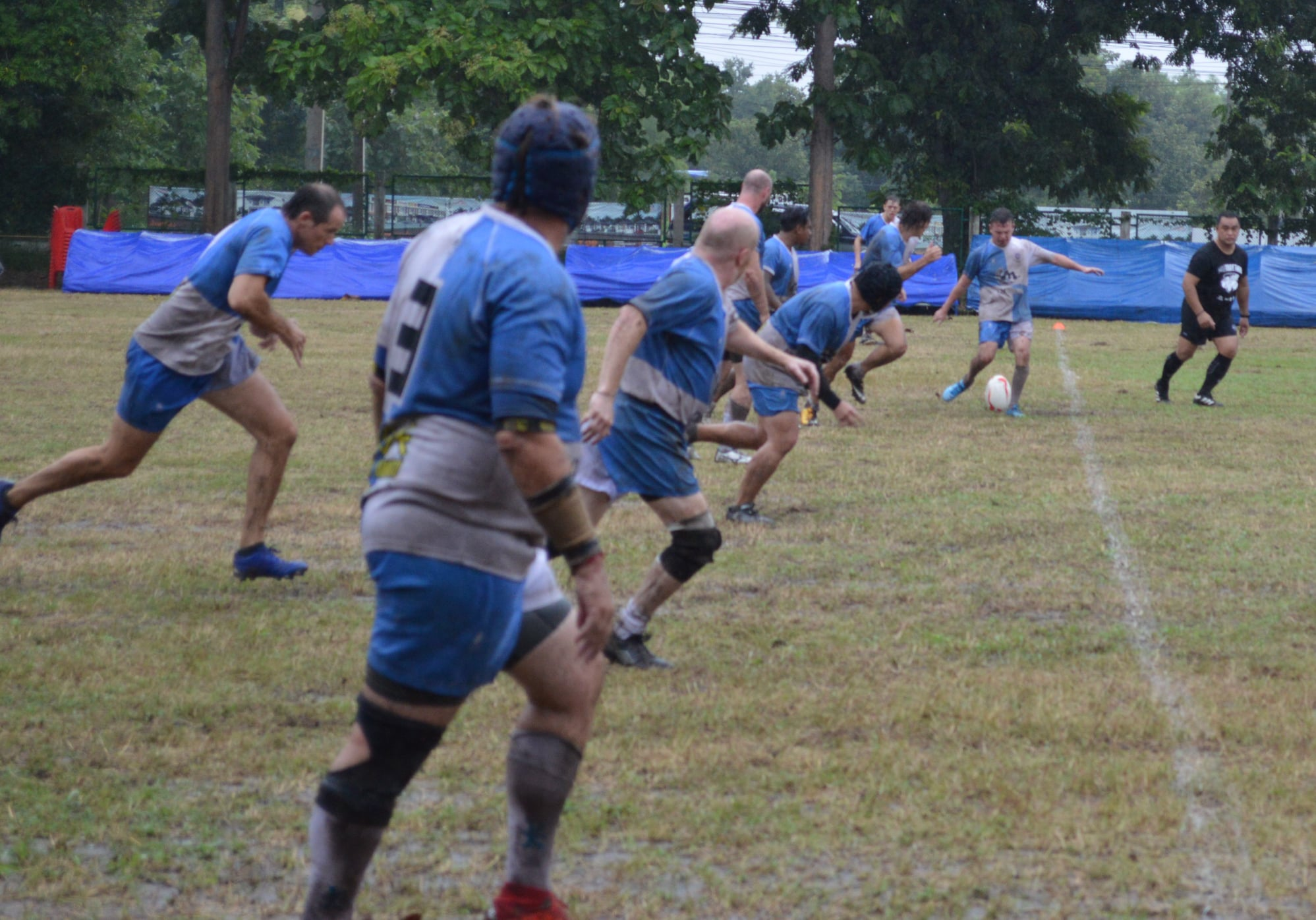 Lanna Rugby Club Vs CMU