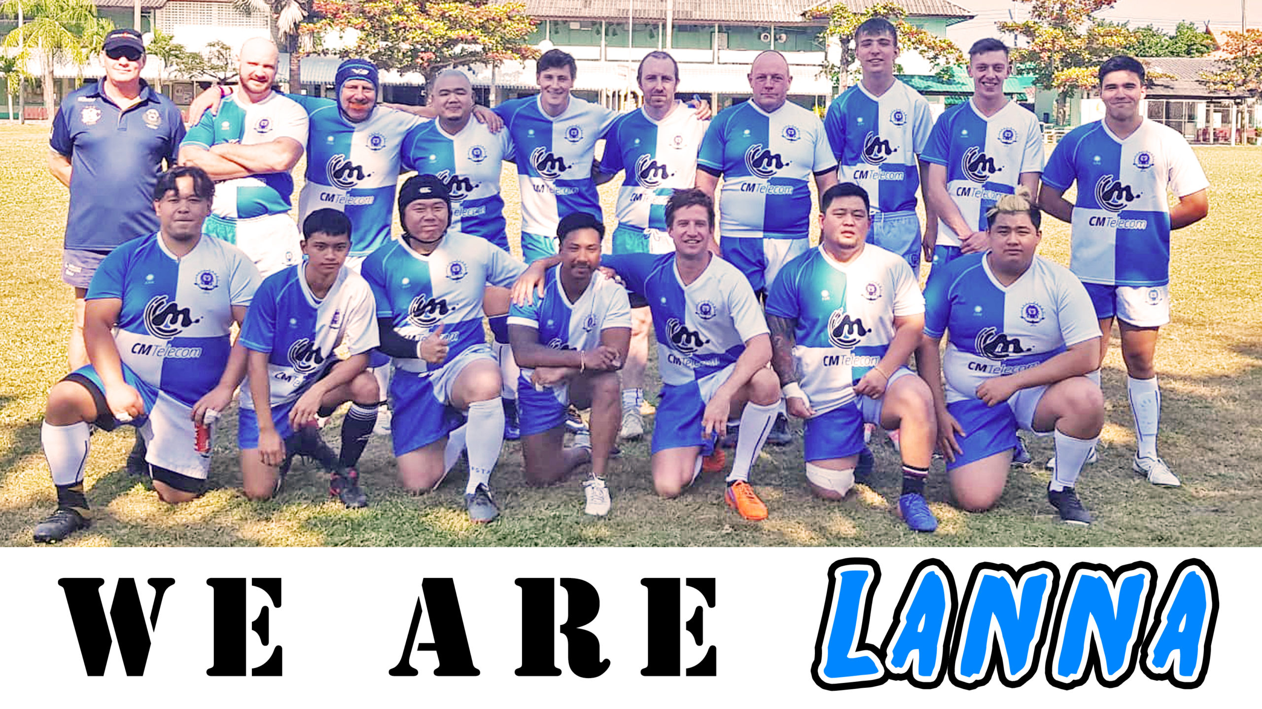We Are LANNA RUGBY CLUB